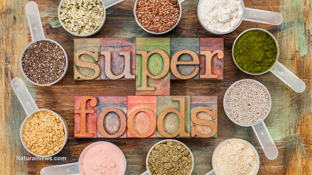 Superfoods-Hemp-Seeds-Wheatgrass-Flax-Powders